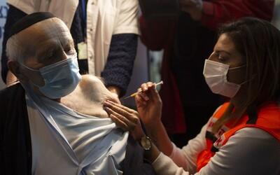 Z 523 000 lidí očkovaných druhou dávkou Pfizeru v Izraeli nikdo nezemřel. Znovu se nakazilo zhruba 0,1 % osob