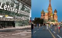 Z bratislavského letiska môžeš ešte dva dni letieť do Moskvy zadarmo! Letecká spoločnosť si pre cestujúcich pripravila lákavú ponuku