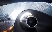 Z Bratislavy do Brna jen za pár minut. Futuristický vlak Hyperloop odhaluje další evropskou zastávku, přidat se má i Praha