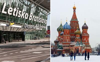 Z Bratislavy do Moskvy môžeš už o pár dní odletieť úplne zadarmo