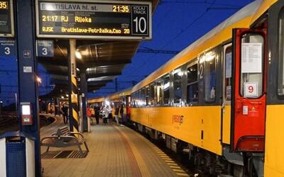 Z Bratislavy od piatka vycestuješ do Chorvátska každý deň. RegioJet pridáva spoje, doteraz predal okolo 40-tisíc lístkov