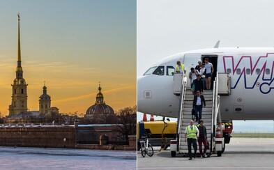 Z Bratislavy už poletíš aj do Petrohradu, letenku môžeš vychytať aj za 40 eur
