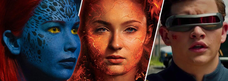 Z Jean sa vo finálnom traileri pre Dark Phoenix stáva záporáčka a nepriateľka X-Men