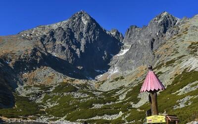 Z Kežmarského štítu sa zrútili dvaja horolezci, obaja zomreli