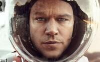 Z Marťana sa vykľulo úchvatné sci-fi dobrodružstvo a Scott je tak opäť v top forme! (Recenzia)