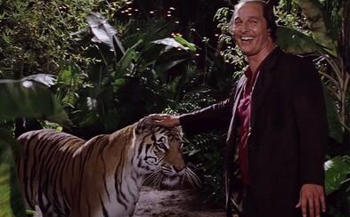 Z Matthewa McConaugheyho sa vďaka gigantickému nálezisku zlata stane miliardár, pôjde po ňom však FBI