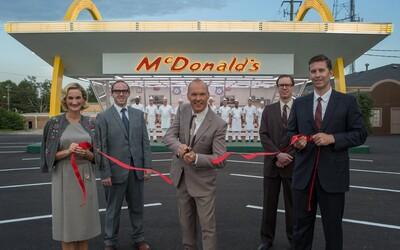 Z Michaela Keatona - predavača mixérov, sa stane miliardár, ktorý vybudoval McDonald's