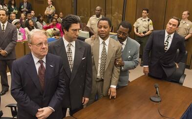 Z najsledovanejšieho TV seriálu v USA o súdnom procese O. J. Simpsona sa vykľulo príjemné prekvapenie