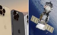 Z nového iPhonu 13 sa podľa analytikov budeš môcť dovolať aj bez signálu. Apple doň možno pridá čip na komunikáciu s LEO satelitmi