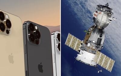 Z nového iPhonu 13 se podle analytiků budeš moci dovolat i bez signálu. Apple do něj možná přidá čip na komunikaci s LEO satelity