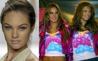Z obyčajných dievčat vyrástli krásne ženy. Ako vyzerali známe krásky na začiatku svojej modelingovej kariéry?