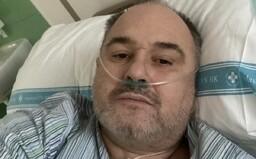Z očkování se stala politika, říká starosta města Náchod, který sám skončil ve vážném stavu v nemocnici (Rozhovor)