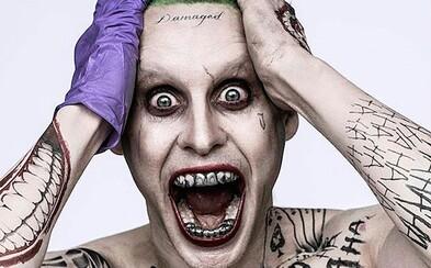 Z plánov Warneru na filmy, v ktorých sa má objaviť Joker, je dopletený aj samotný Jared Leto