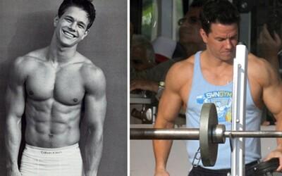 Z rapera až po jednu z najobľúbenejších hviezd Hollywoodu, vtipný a fit Mark Wahlberg