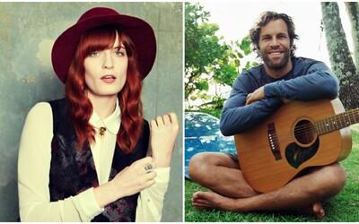 Z ulice na pódium, z klubů na festivaly #3 Jack Johnson + Florence & The Machine
