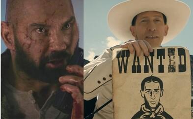 Z westernového seriálu bratov Coenovcov napokon bude film a Dave Bautista sa vrhá na boj s teroristami