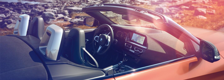 Z4-ka je späť. Športový roadster od BMW zaujme svojským dizajnom i parádnou technikou