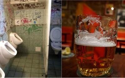 Za 4 vodky zaplatíš len 3 €, no dvere na záchode nezavrieš. Navštívili sme najlacnejšie bary v centre Bratislavy