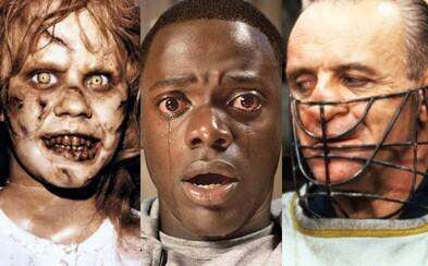 Za 90 rokov udelila Akadémia Oscara za najlepší film jedinému hororu. Prečo je tento žáner ignorovaný a ako zamieša kartami Get Out?