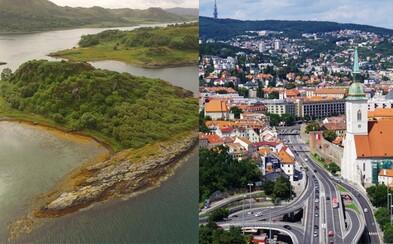 Za cenu dvojizbáku v Bratislave môžeš mať vlastný ostrov v Škótsku. Rodina predáva svoj klenot s nedotknutou prírodou
