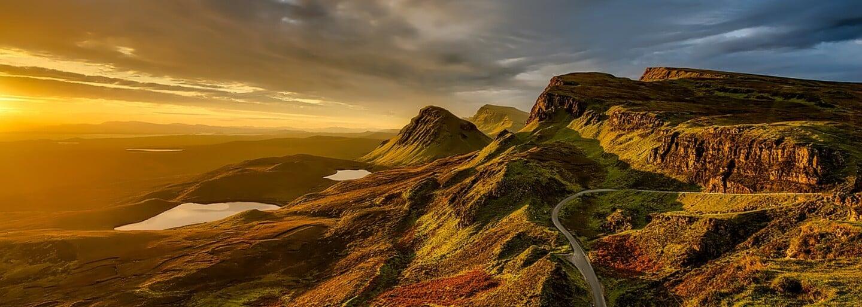 Za cenu garsonky v Praze můžeš mít vlastní ostrov ve Skotsku. Rodina prodává svůj klenot s nedotčenou přírodou