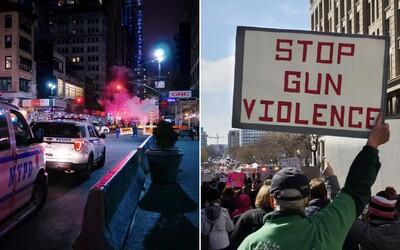 Za jediný víkend bylo v USA zastřeleno nejméně 150 lidí. Mnozí se bojí vyjít z domu