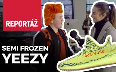 Za kolik se prodávají nové Yeezy a znají jejich kupci vůbec tvorbu Kanyeho Westa? (Video)