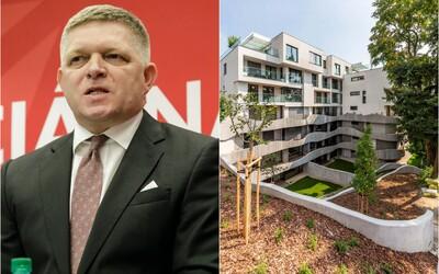 Za koľko si Fico prenajíma 600-tisícový byt po odchode z Hiltonu? Bývalý premiér sa presťahoval k poslancovi Smeru