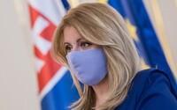 Za marihuanu a záškoláctvo sú na Slovensku neprimerane vysoké tresty, tvrdí prezidentka Čaputová