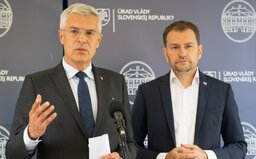Za Matovičovu urážku Ukrajiny sa ospravedlnil minister Korčok. Volal susedom, aby vyžehlil nevhodné žartíky premiéra