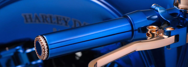 Za najdrahší motocykel na svete zaplatíš takmer 1,5 milióna eur. Dvojkolesový klenot predstavil Harley-Davidson v spolupráci s Bucherer