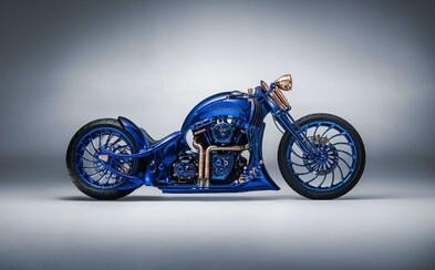 Za nejdražší motocykl na světě zaplatíš 38 milionů korun
