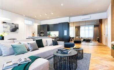 Za necelých 700 000 € môžeš vlastniť najkrajší byt v historickom centre Bratislavy