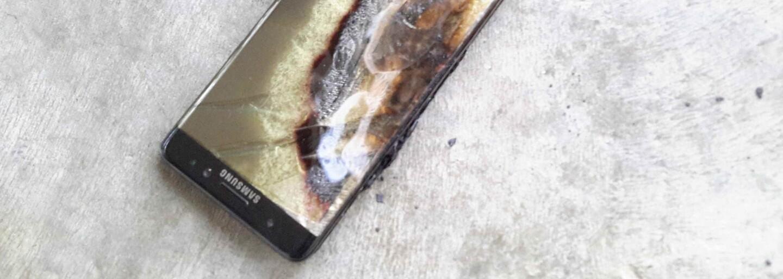 Za problémy s horiacimi batériami Galaxy Note7 môže príliš tenká konštrukcia. V smartfóne bolo malo miesta
