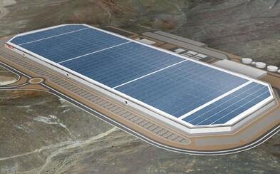 Za rok vyrobí viac batérií ako celý svet v roku 2013. Tesla Gigafactory a 7 zaujímavostí o fabrike z budúcnosti