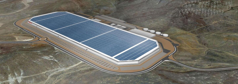 Za rok vyrobí více baterií než celý svět v roce 2013. Tesla Gigafactory a 7 zajímavostí o továrně z budoucnosti