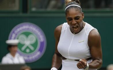 Za rovnoprávnost pohlaví a ras přestanu bojovat až v hrobě, vzkazuje Serena Williams celému světu