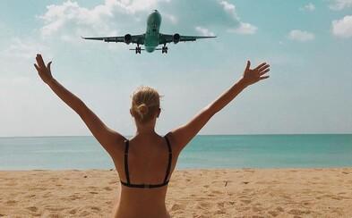 Za selfie s lietadlom trest smrti? Na obľúbenej pláži z Instagramu zavádza vláda tvrdé tresty