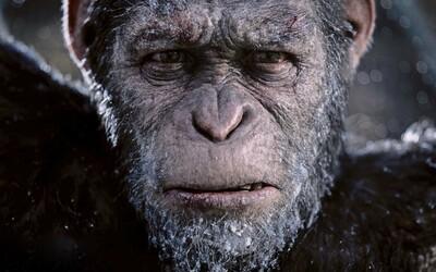Za slobodu, za rodinu, za planétu! Vojna o planétu opíc prichádza s finálnym trailerom plným emocionálnych a epických záberov