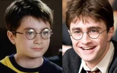 Za tieto skúšobné scény získal Daniel Radcliffe ako 10-ročný rolu Harryho Pottera!