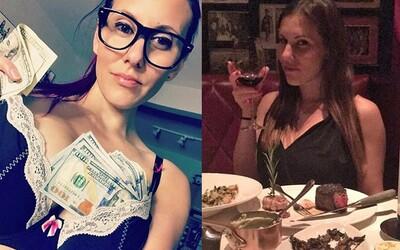 Za urážanie mužov zarába 200-tisíc dolárov ročne. Finančnej domine platia nákladný životný štýl chlapi so špecifickými úchylkami