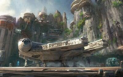 Zábavný park Pandora – The World of Avatar otvoria už v máji. Star Wars Lands si počká na prvých návštevníkov až do roku 2019