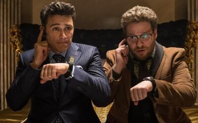 Zabijú Seth Rogen a James Franco v novom filme Kim Čong-una?