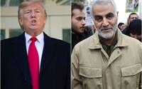 Zabitý iránsky generál sa v roku 2018 vyhrážal Trumpovi, že ak vojnu začne, Irán ju ukončí. Čo sa deje po raketovom útoku?