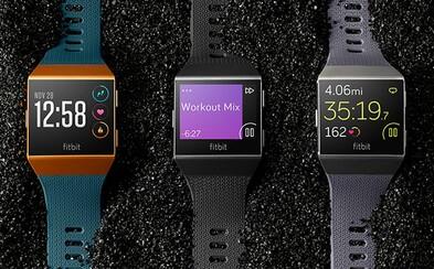 Zabudni na Apple Watch, Fitbit prichádza so špičkovými hodinkami Ionic. Majú svojský dizajn aj bohatú výbavu