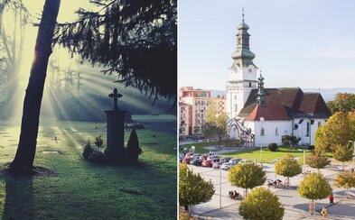 Zabudni na drahé pomníky. Na Slovensku vznikol prvý prírodný cintorín, zosnulí budú oddychovať pod stromami