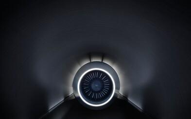 Zabudni na lietadlá aj autá, vlak z budúcnosti je už na ceste. Európsky Hyperloop nás odvezie rýchlosťou zvuku