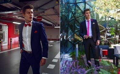 Zabudni na neforemné obleky ako po starom otcovi. Ozeta prichádza s inováciami pre mladých a ambicióznych ľudí