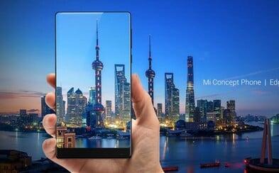 Zabudni na Samsung aj Apple, najväčšie inovácie ukázalo Xiaomi. Mi MIX bez rámikov je smartfón z budúcnosti