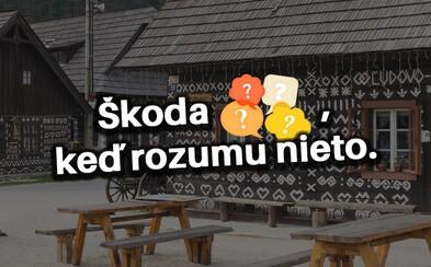 Zabudni na slang, vyznáš sa ešte v starších zákutiach slovenčiny? Doplň správne príslovia či porekadlá, ktoré dnes už takmer vymizli (Kvíz)